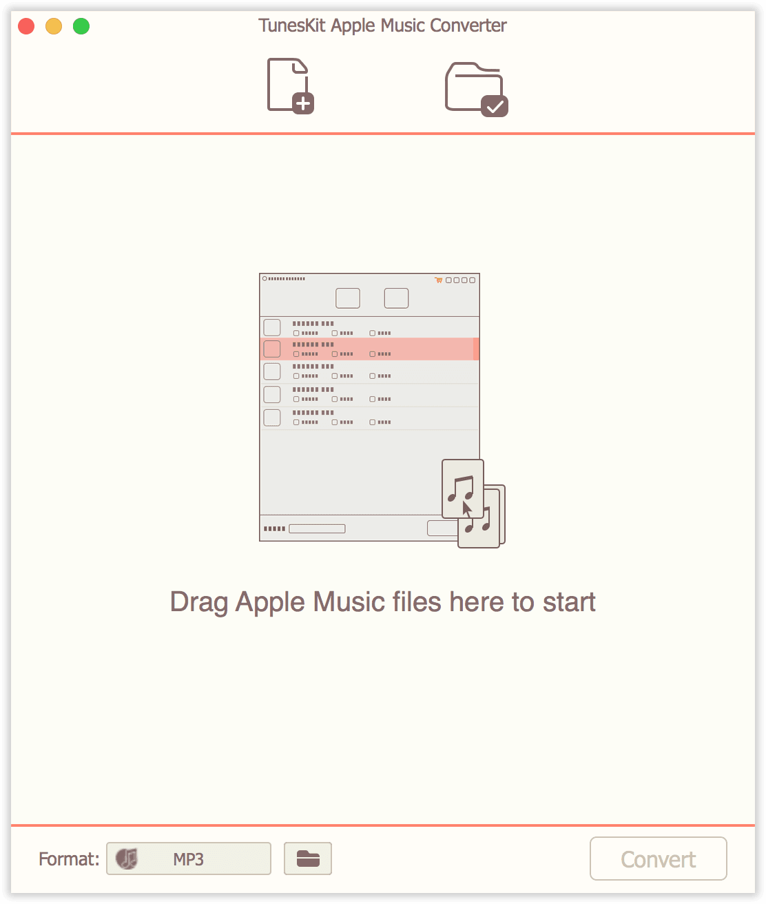 TunesKit Apple Music Converter 2.1.0 格式转换 第3张