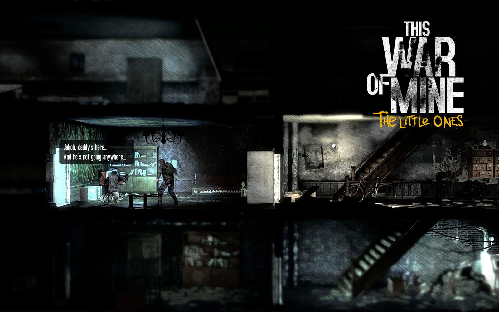 This War of Mine 5.1.0.s3125.a7724 2d横版战争游戏-Mac毒